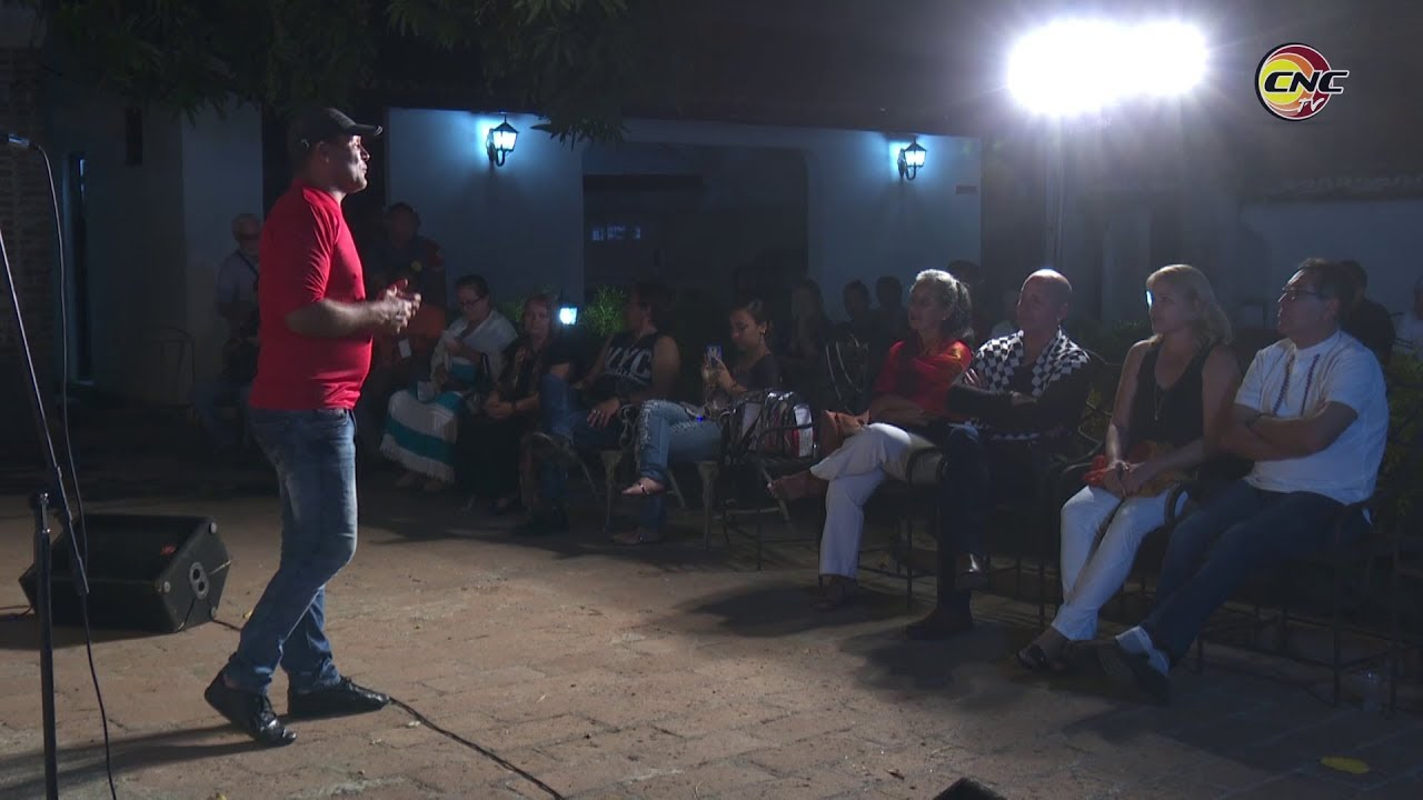 Narradores orales del oriente cubano se juntaron en Granma convocados por la UNEAC