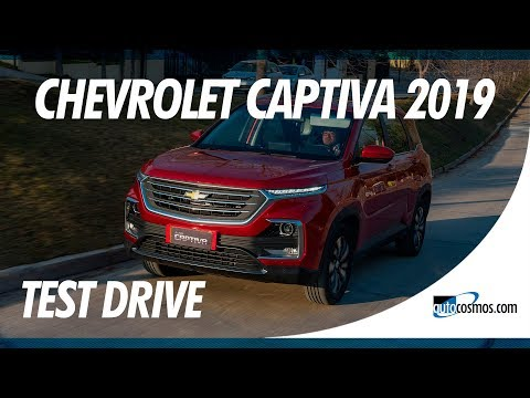 Test drive Chevrolet Captiva