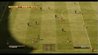 preview picture of video 'Online Head to Head Match division 4 Real Madrid vs Ac Milan (fifa12)'