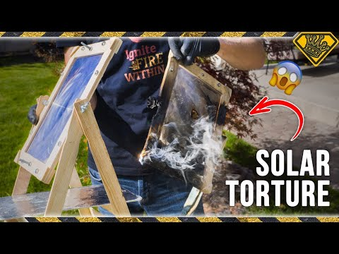 🔥Solar Scorcher Torture (by Request)
