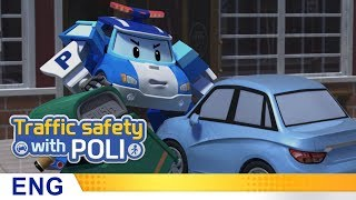 Trafficsafety with Poli | #21.Car Safety told by Dad
