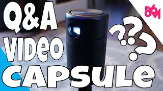 Answering some Nebula Capsule questions