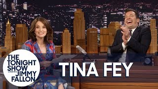 Tina Fey Reads the Letter She Wrote to Her Future Self