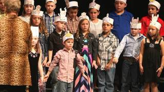 Lincoln Elementary 1st & 2nd Grades Vocal Music Concert