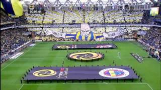Fenerbahçe 3D Koreografi - Tutun Kollarımdan Düşerim Şimdi :))