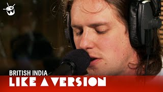Gambar cover British India cover White Town 'Your Woman' for Like A Version