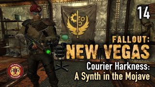 Courier Harkness-A Synth in the Mojave - Modded Hardcore Mode - Part 14