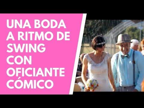 Una boda a ritmo de Swing