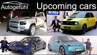 Upcoming new cars 2020 highlight REVIEWS - what to expect and what (not) to buy?  Autogefühl