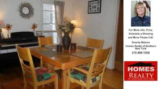 preview picture of video '5507 Jackson Street, Lowville, NY Presented by Brenda Malone.'
