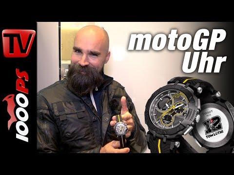 1000PS und TISSOT sind Partner! Uhren für Motorradfahrer: T-RACE Thomas Lüthi LE