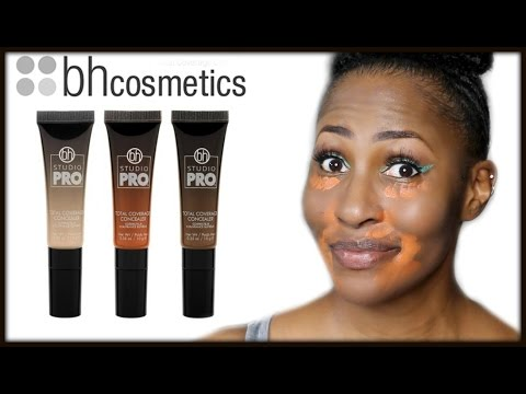 Studio Pro Total Coverage Concealer by BH Cosmetics #8