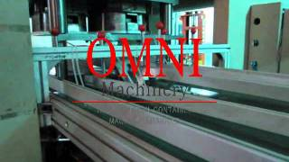 preview picture of video 'aluminum food container machines manufacturer best price OMNI-T80 Omni Machinery'