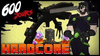 J'ai survécu 600 Jours en Hardcore sur Minecraft... Voici ce qu'il s'est passé