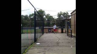 Fastball reaction time from hitters point of view.