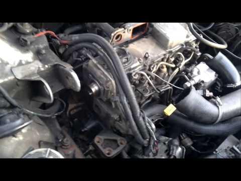 Замена ремней ГРМ и сальников на Honda Accord 2.0TDi (20T2N)
