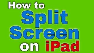 How to Split Screens on an iPad to Play Games Like Kahoot in Zoom Meetings - iPad Split View