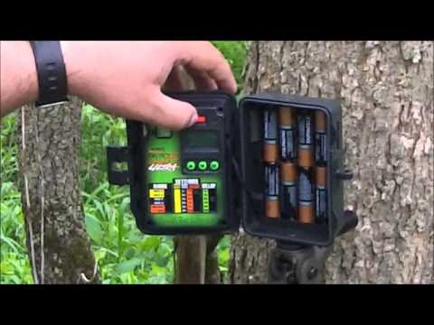Setting Up a Primos Truth Cam 35 Ultra. Testing Lucky 7 Sweet Vanilla Thrilla Spray Attractant