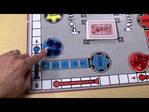 Classic Sorry® Demo from Winning Moves