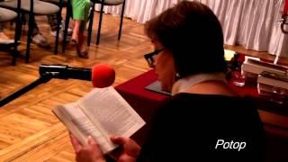 preview picture of video 'Narodowe Czytanie w Ornontowicach'