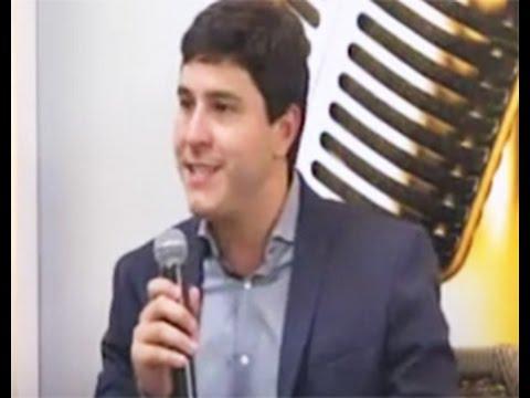 O novo presidente da Câmara Municipal de PVH, Maurício Carvalho fala dos seus projetos na SICTV  - Gente de Opinião