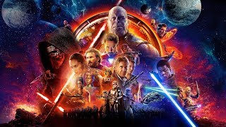 Avengers & Star Wars | Main Theme Mashup