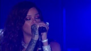 Slow Rihanna songs Live at Rock in Rio Brazil 2015