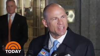 Michael Avenatti Charged With Trying To Extort Millions From Nike   TODAY
