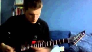 DragonForce -E.P.M.(Extreme Power Metal) guitar cover
