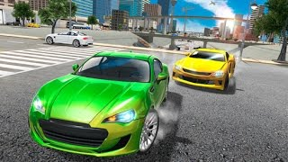 EXTREME CAR DRIVING SIMULATOR DRIFT Android / iOS Gameplay Trailer Open World Racing