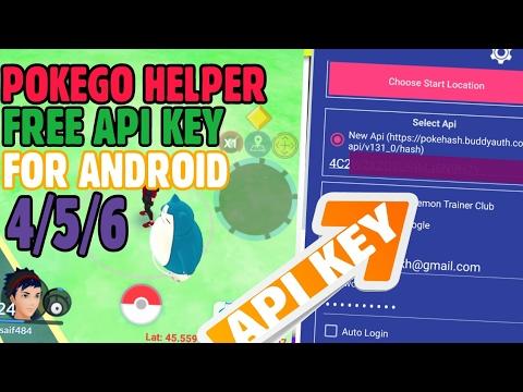 Pokego Helper 0 3 7 +7 license key hash / Pokemon Go