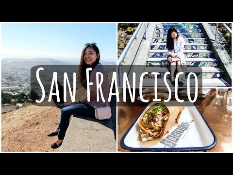 Food and travel guide | San Francisco travel vlog