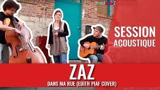 Zaz - Dans Ma Rue (Acoustic) (Cover)