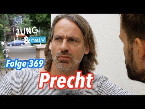 Richard David Precht - Jung & Naiv: Folge 369