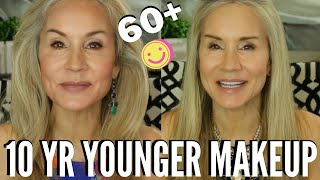 LOOK 10 YEARS YOUNGER WITH MAKEUP