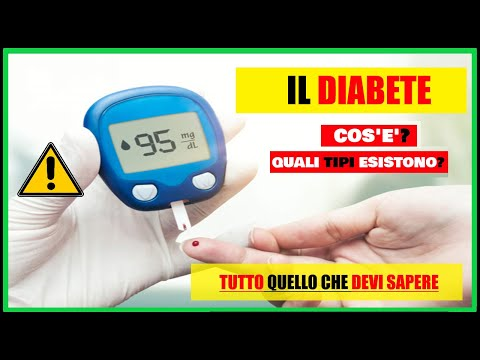 Presentazione sul tema del diabete