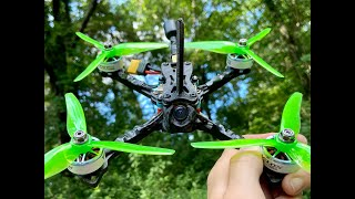 A Farewell to 4s FPV Racing