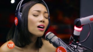 "Jona performs ""Help Me Get Over"" LIVE on Wish 107.5 Bus"