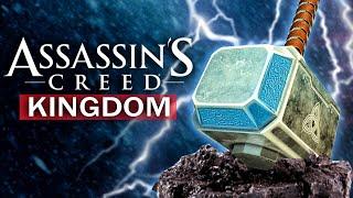 Assassin's Creed: Kingdom (Ragnarok) - НОВАЯ СЛИТАЯ ИНФОРМАЦИЯ! (Молот ТОРА, РАГНАР ЛОДБРОК)
