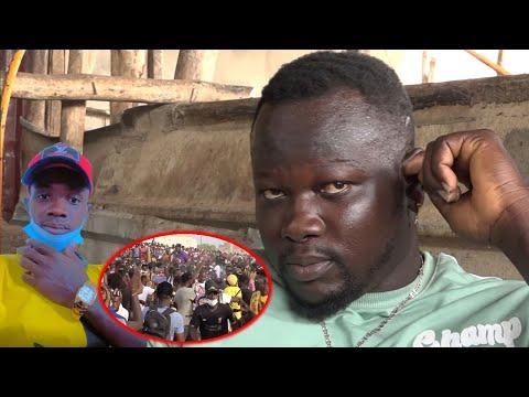 Cri du cœur de Takhé après l'agression de Modou Anta à l'Open press de Siteu :