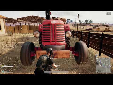 【絕地求生PUBG】S12K哪有這麼猛?一路吃雞沒問題!!!忘記錄自己得聲音了