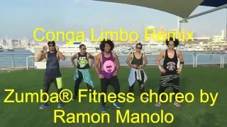Conga Limbo Remix Zumba® Fitness Choreo by Manolo Ramon by Dubai Int'l all starZ TV