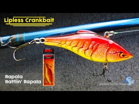 Воблер RAPALA RATTLIN' RAPALA RNR08-FT фото №2