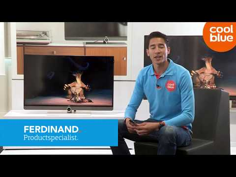 Loewe Bild 3.40 Televisie Review (Nederlands)