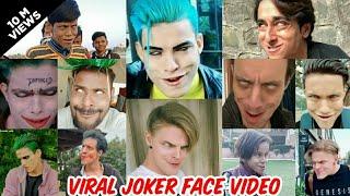 Famous Viral Joker TikTok|Joker Face |Indian Joker vs china joker vs Usa Joker| lai lai lai |RIZXTAR