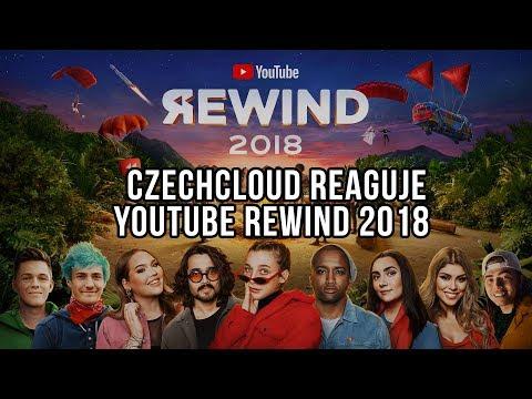 CzechCloud reaguje - Youtube Rewind 2018