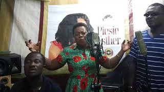 Fantastic... I Love This... Watch Piesie Esther Full Hour Of Worship   VOL 7