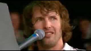 James Blunt Goodbye My Lover(Live@Glastonbury_2008