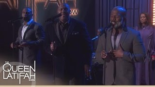 The 3 Winans Brothers Perform A Musical Medley | The Queen Latifah Show