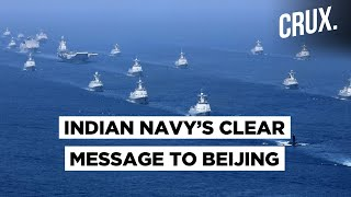 Indian Navy Deploys Warships And Submarines In The Indian Ocean Region - Download this Video in MP3, M4A, WEBM, MP4, 3GP